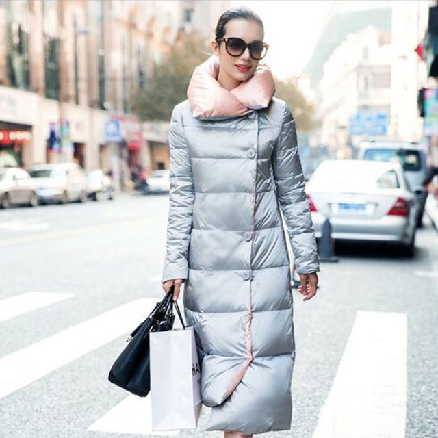 Italienische mode damen winterjacke