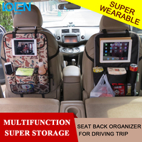 Car Seat Organizer Back Seat Multi Pocket Car Organizer Storage Box Bag Baby Kids Car Seat
