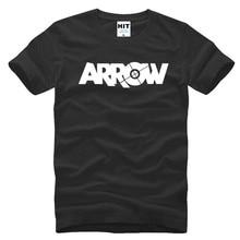 GREEN ARROW Letter Printed Mens Men T Shirt Tshirt Fashion 2