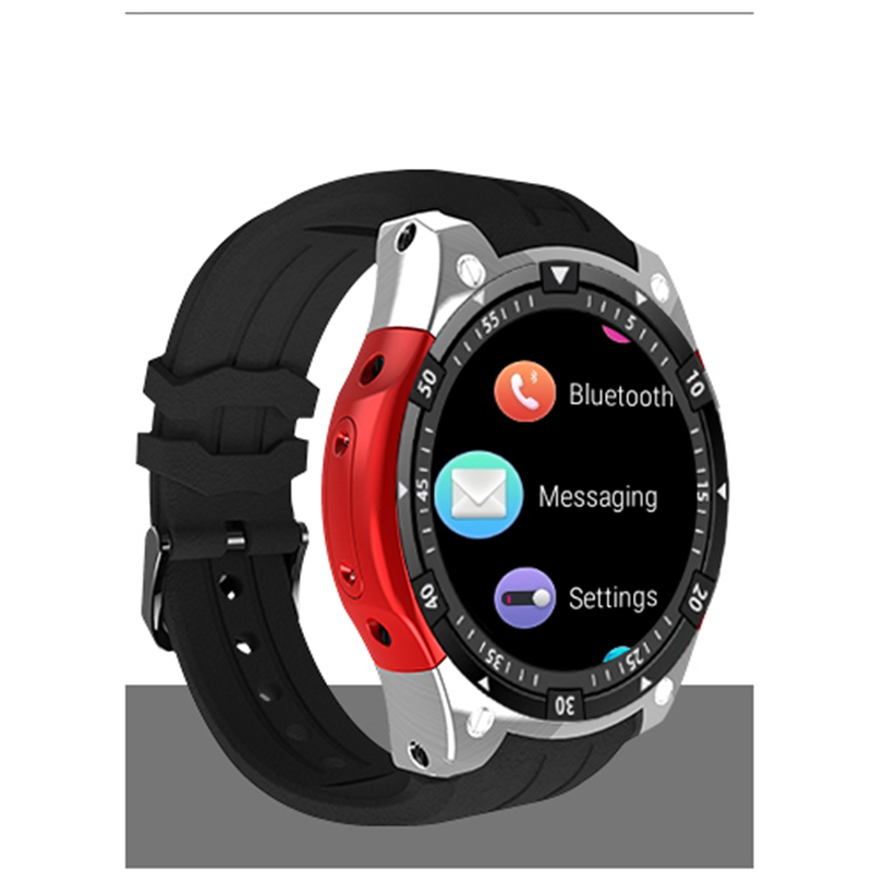 696 <font><b>X100</b></font> smart watch Android 5.1 OS Bracelet <font><b>Smartwatch</b></font> MTK6580 1.3
