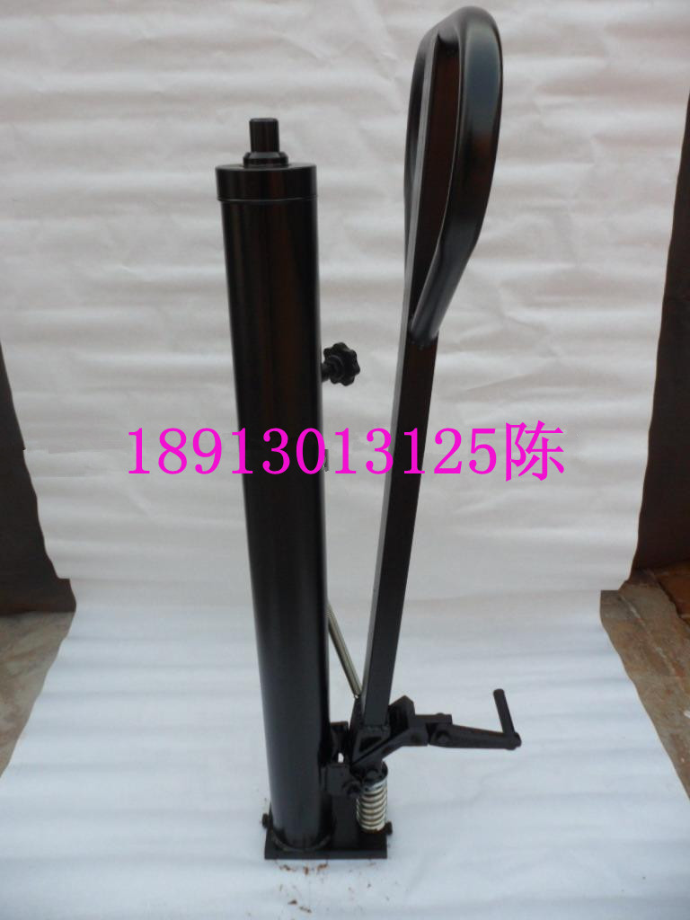 2 T Hydraulic Jack Top Forklift Parts Manual Stacker Lift Diagram Cylinder Pumps Handling Increased On Alibaba Group