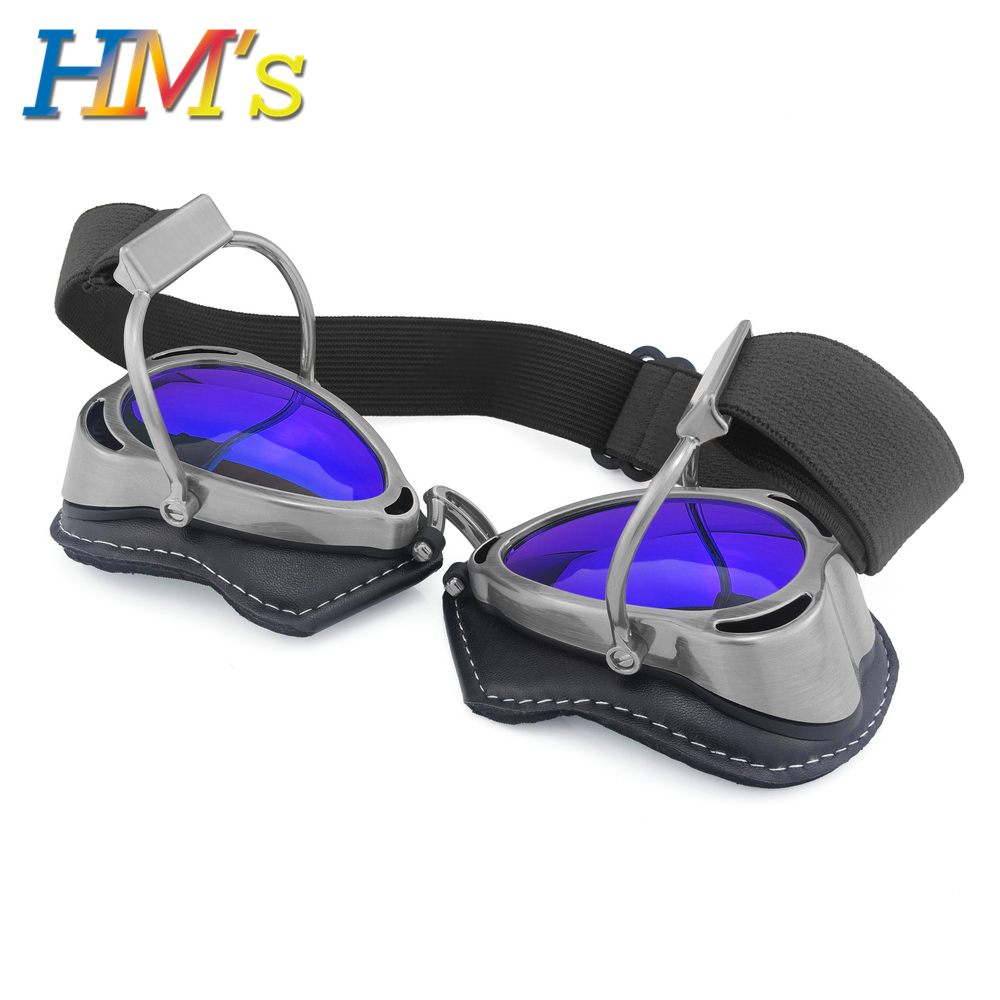 Motorcycle MX Goggles Vintage Men Glasses Dirt Bike Motocross Ski Safety Goggles Off Road Bicycle Biker Sport Women Accessories
