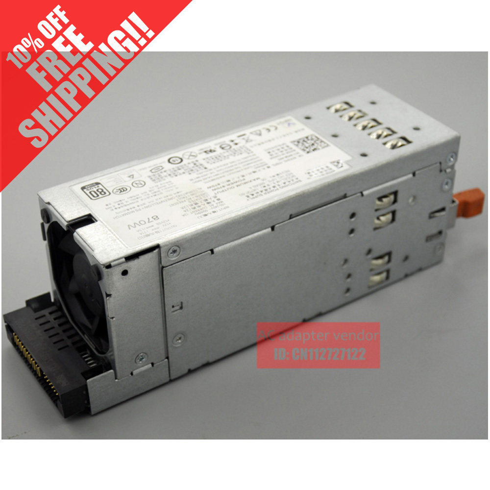 Dell PowerEdge 870W Switching Power Supply N870P-S0 *USED*