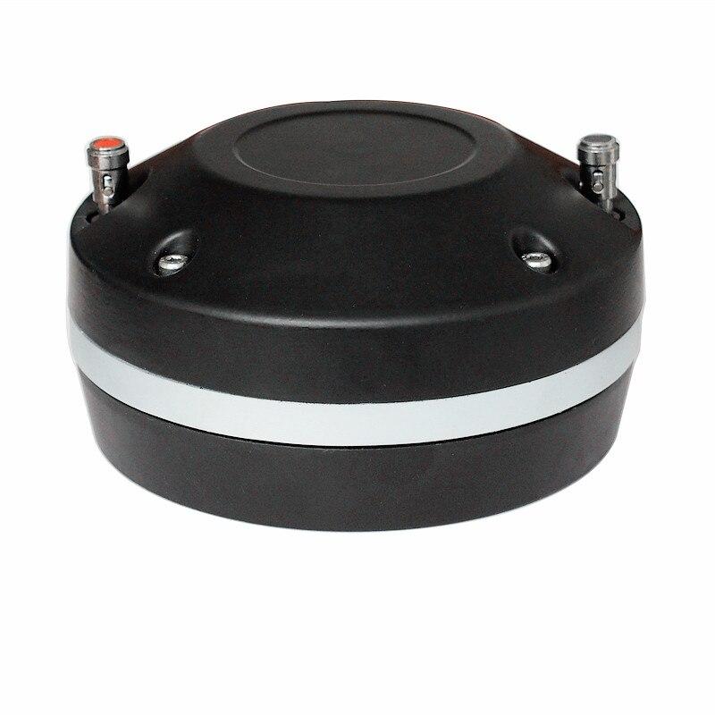 Finlemho Tweeter haut-parleur accessoires aigus corne 75mm bobine vocale DE900TN pour ligne tableau professionnel DJ mélangeur Audio Home cinéma