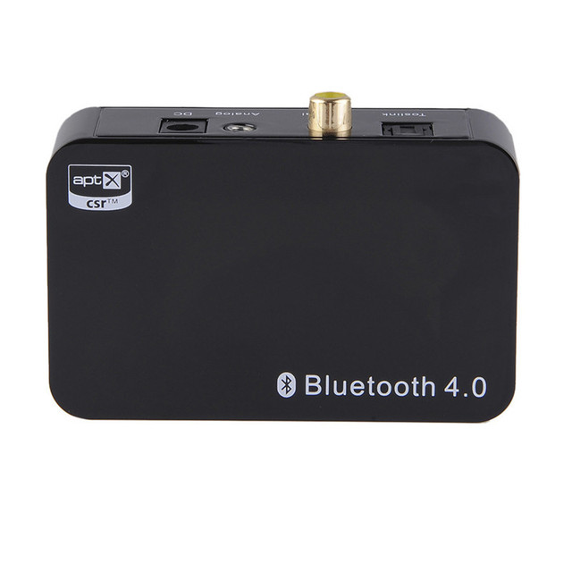 Bluetooth 4.0 Multimedia Digital Transmitter Music APT-X Audio Stereo Wireless Receiver For iphone huawei meizu xiaomi  mp3 A2DP