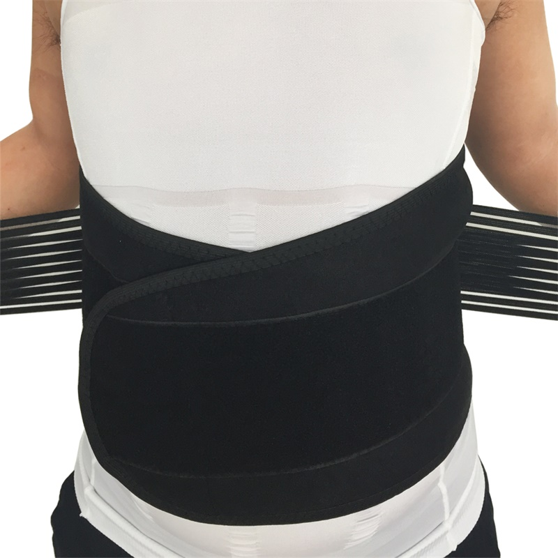 Lumbar support waist back brace posture correction for fitness Weightlifting belts corrector sport healt care