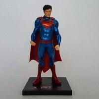 Anime Superman ARTFX Justice League New52 PVC Action Figure 180MM Super Man Model Toy