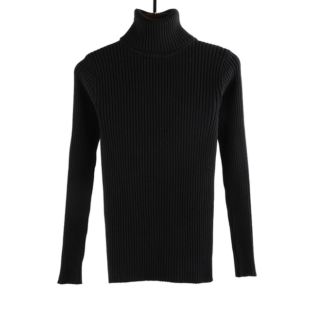 2018 Winter Clothing Turtleneck Women Sweater Autumn Jumper Plus Size Jersey Pull Female Pullover Lady Coat Cashmere Knitted 3