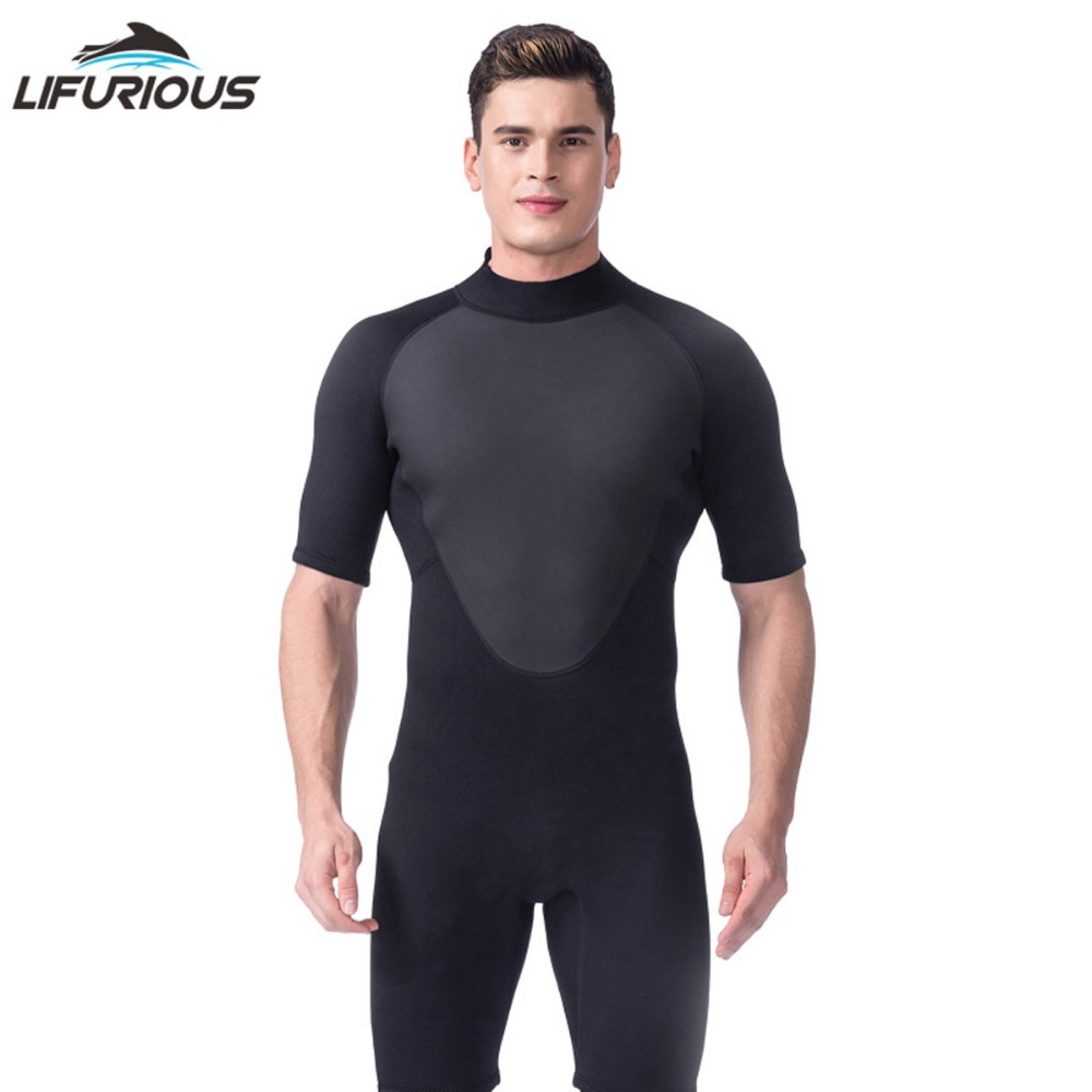 NOVINKY NEOPRENOVÉ NEOPRENY 3mm Jednodílné krátké kalhoty - Sportovní oblečení a doplňky