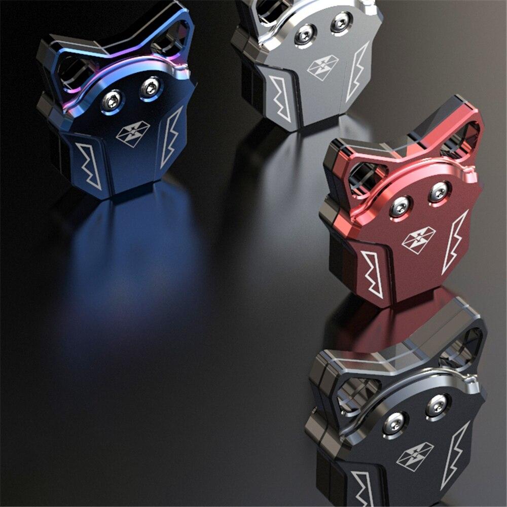 Spirit Beast Motorbike Aluminum Key Cover Modification Accessories Motorcycle Decoration Personality Key Shell