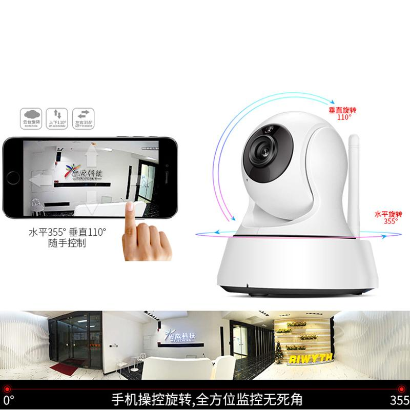 все цены на  2017  Wireless Wifi Surveillance Cameras House Office Intelligent Network IP Camera  Good Quality Safety Products  онлайн