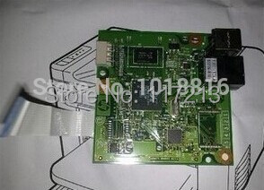 Free shipping 100% test  for HP1606 P1606DN Formatter Board RM1-7623-000CN RM1-7623 printer parts on sale free shipping 100% test original for hp4345mfp power supply board rm1 1014 060 rm1 1014 220v rm1 1013 050 rm1 1013 110v