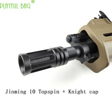Jinming10 ACR Upper Rotary Range Extender Adjustable Upper Rotary Water Bullet Gun Modified Parts Upgrade material Fire hat MI59