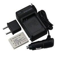 Dijital Boy (4 adet/takım) 1xnb-5l nb 5l nb5l pil + şarj + araç şarj + tak canon 900 ti sd790 is için sd950 sd900 sd990 z1