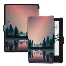 цены BOZHUORUI Case for Kindle 8th Generation eReader (Model SY69JL) - Lightweight Smart Protective Cover with Auto Sleep/Wake