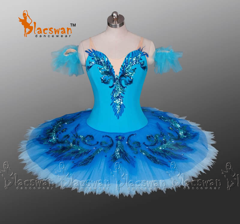 Blue Bird Princess Florina Professional Tutus BLY1047 Adult Costume Tutu Ballet Child Performance - Guangzhou Blacswan Dance & Activewear Co., Ltd. store
