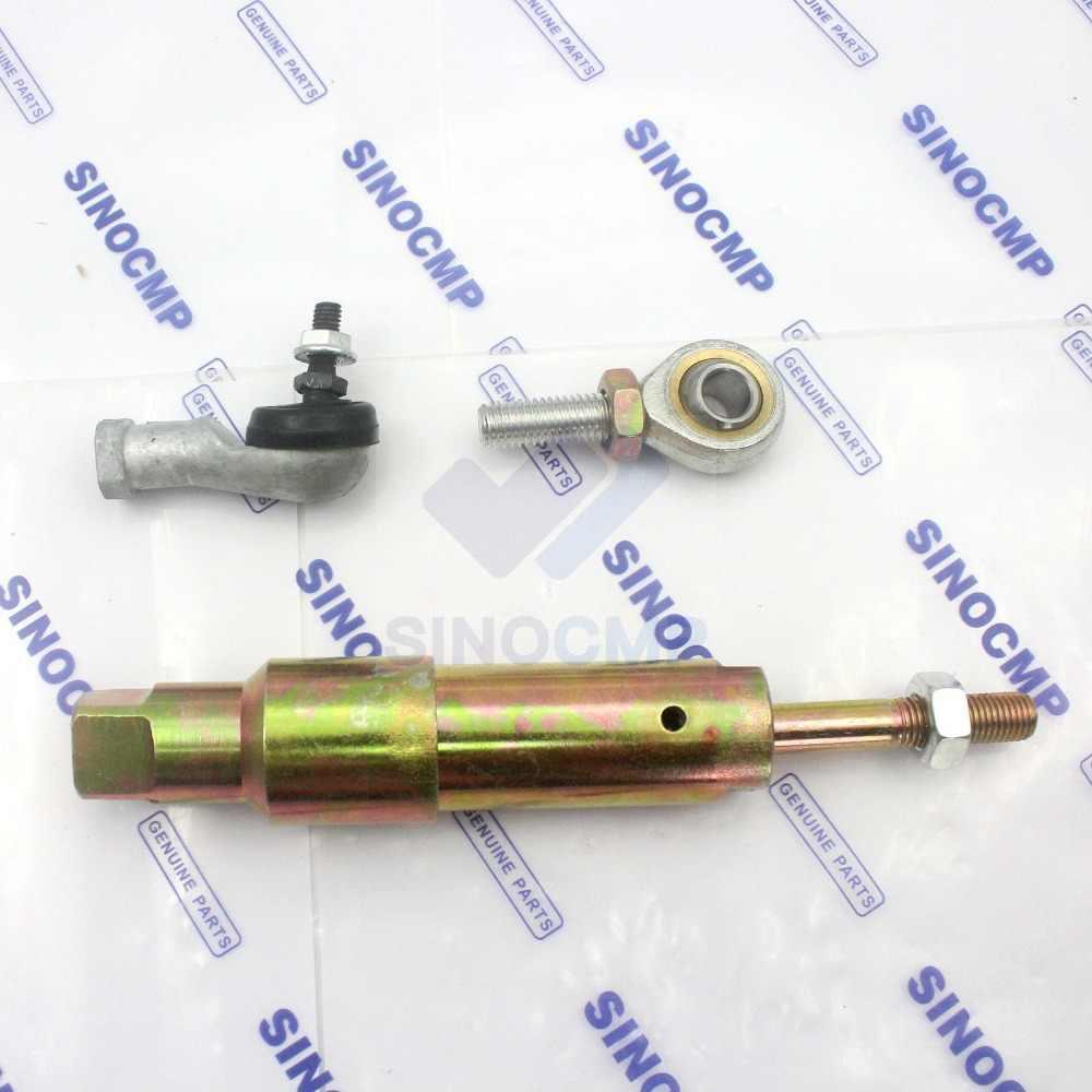 PC250LC-6 PC200-6 6D102 スロットルレバー 20Y-43-23442 小松ショベル、 3 月保証