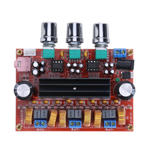 New Arrival High Quality TPA31116D2 2 50Wx2 100W 2 1 Channel Digital Subwoofer Amplifier Board 12V