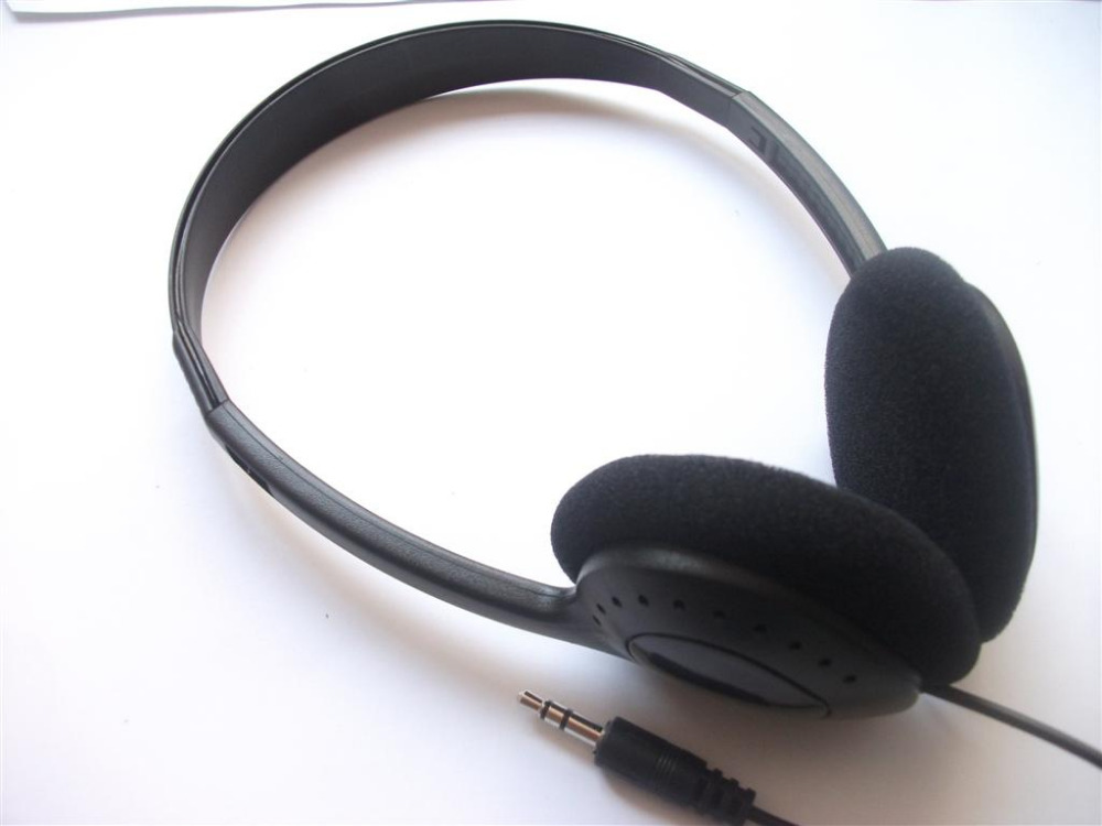 Linhuipad Auriculares estéreo económicos 40pcs / - Audio y video portátil