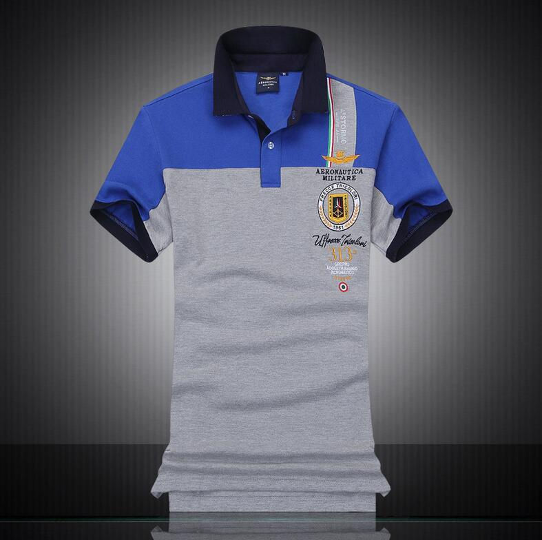 dba25882fb7 Hot koop Nieuwe Collectie Merk Polo Aeronautica Militare mannen ...