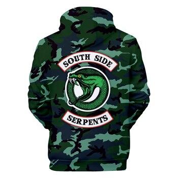ExtraFad Riverdale Hoodie Sweatshirt 1