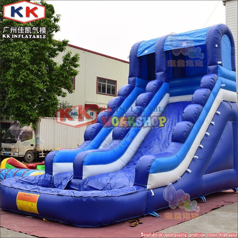 KK Cheap Price Factory Pvc Tobogan Inflable Blow Up Inflatable Water Slide For Kids Childrens DayKK Cheap Price Factory Pvc Tobogan Inflable Blow Up Inflatable Water Slide For Kids Childrens Day