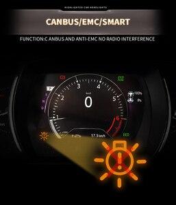 Image 5 - Kafolee Geen Lawaai H4 H7 Canbus H11 H8 9012 H9 HIR2 HB3 HB4 9005 9006 H13 H1 Led XHP50 Chip auto Koplampen 6000K 4300K 24V12V