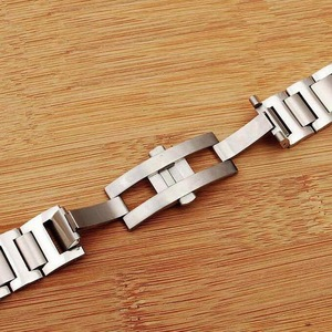 Image 3 - Neway נירוסטה שעון להקת עבור קרטייה Ballon Bleu כסף עלה זהב שעון רצועת צמיד גברים נשים רצועת השעון 9mm 11mm 12mm