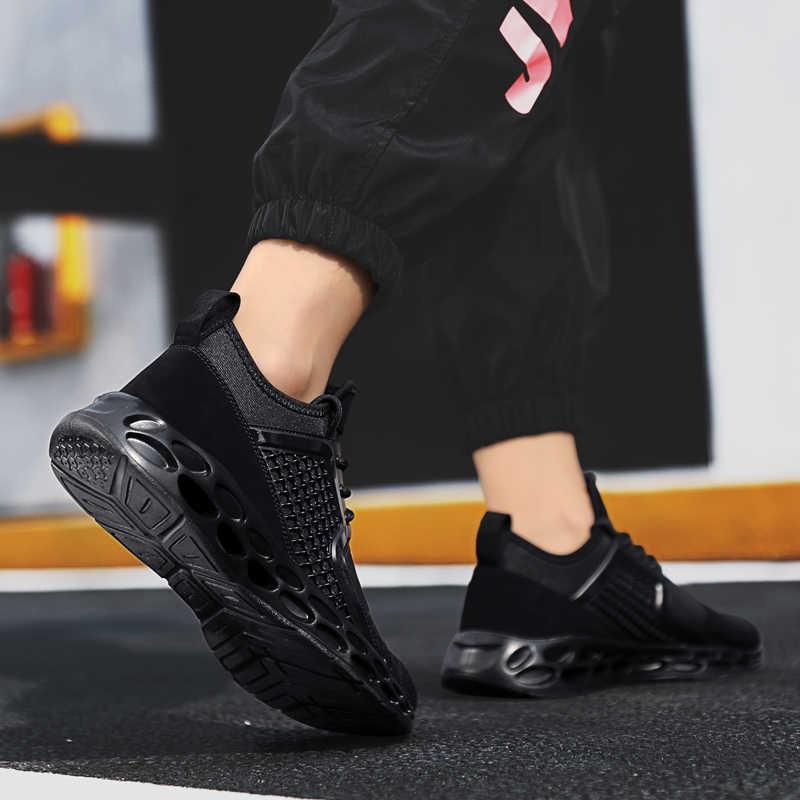 Мужские кроссовки; мужская повседневная обувь; удобные дышащие кроссовки; повседневная спортивная обувь для мужчин; Мужская обувь; Летняя обувь; 2019