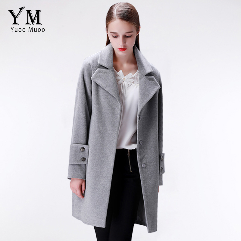 Cashmere Casual coats for women photo