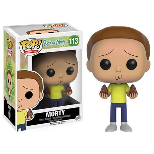 FUNKO POP Rick and Morty 10CM action Figure Collection PVC Model Toy for kids christmas gift 2