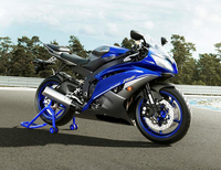 High quality Injection bodywork for YAMAHA R6 fairing kit 2008 2009 2010 2011 2012 2013 blue and matte black