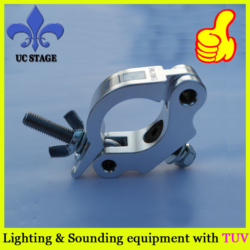 30mm wide narrow clamp/light hook/clamp for tube