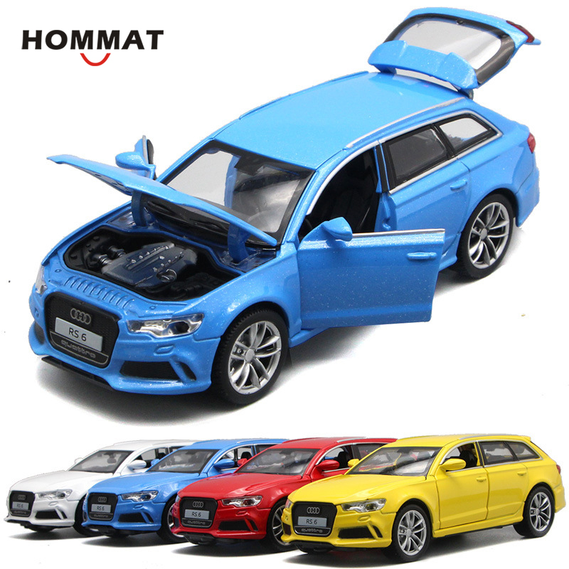 Aliexpress.com : Buy HOMMAT Simulation 1:32 Audi RS6