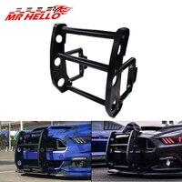 mrhello new Aluminum front bumper for mastang 588*400*600mm