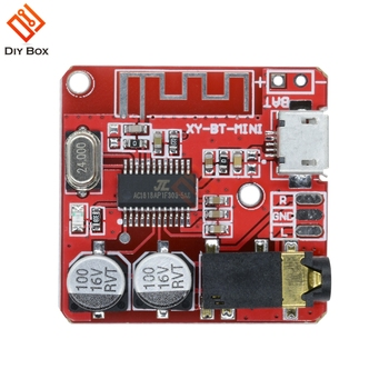 Bluetooth MP3 Audio Decoder Board 4.1 VHM-314 5.0 Lossless Car Speaker Audio Amplifier Board Wireless Stereo Receiver Module 5V image