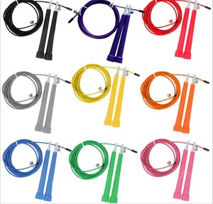 Ультра Регулируемый скоростной кабель crossfit, стальные тросы, 50 шт.