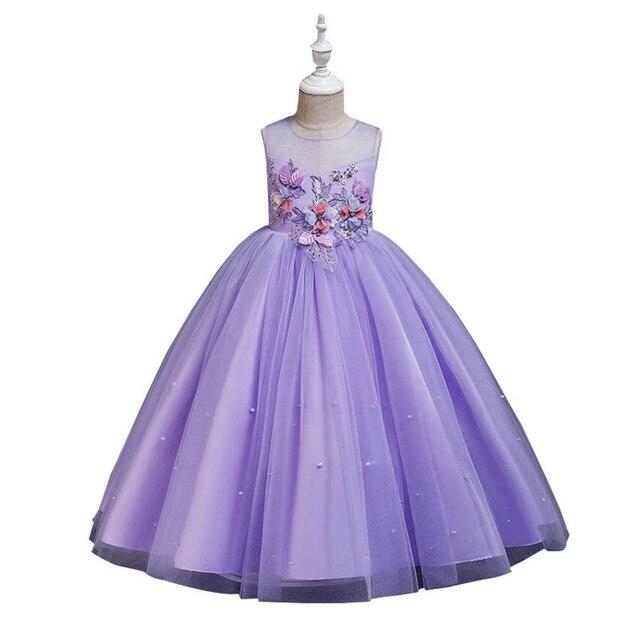 Mejor Precio Vestidos De Novia Niña Vestido Tul Encaje
