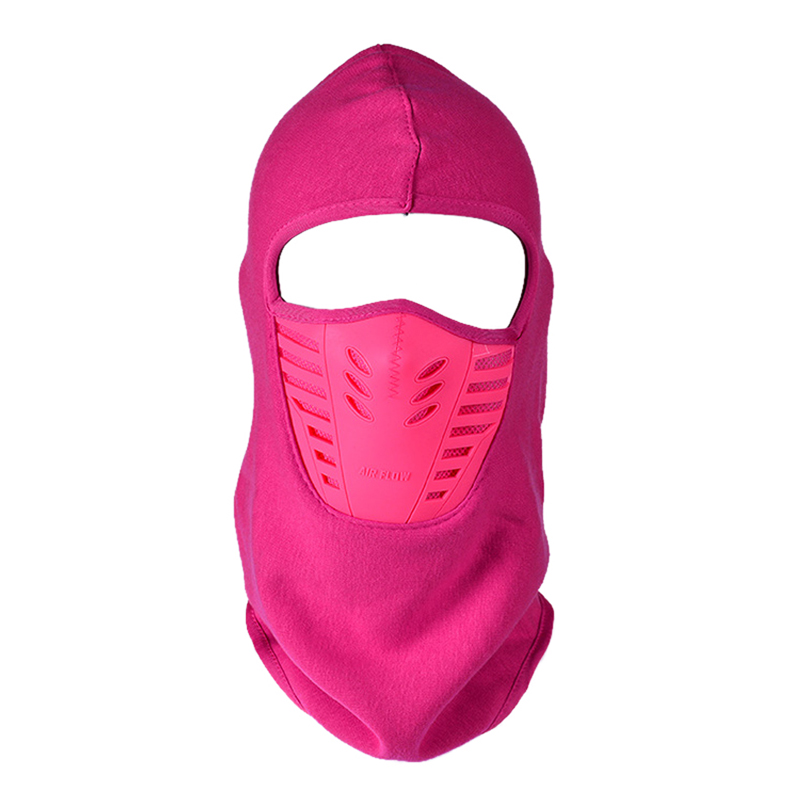 LOCLE Ski Facemask Cold Protection Ski Mask Skiing Snowboard Cycling Mask Shield Anti Dust Bike Bicycle Mask Men Women Bandana