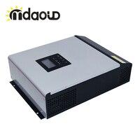 mppt !!1000va 1kva Hybrid off grid solar inverter 800w DC 12v or 24V TO AC 220v/230v pure sine wave/mppt solar charger