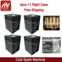 High Quality Cold Fireworks Stage Fountain Safe Spark Fireworks Machine For Wedding Party