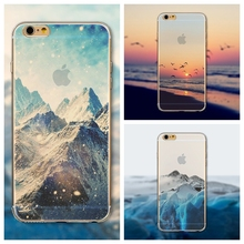 Romantic Scenery Back Cover For Apple iphone 6 6s