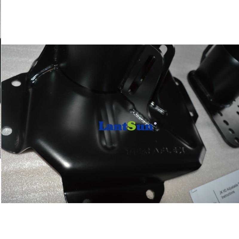Комплект J152 черен алуминиев заден - Автомобилни светлини - Снимка 5