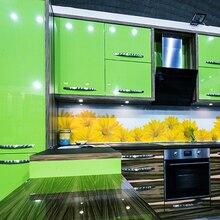Self-Adhesive Wallpaper Kitchen-Cabinets Countertops-Decor Bathroom Pvc Vinyl Waterproof