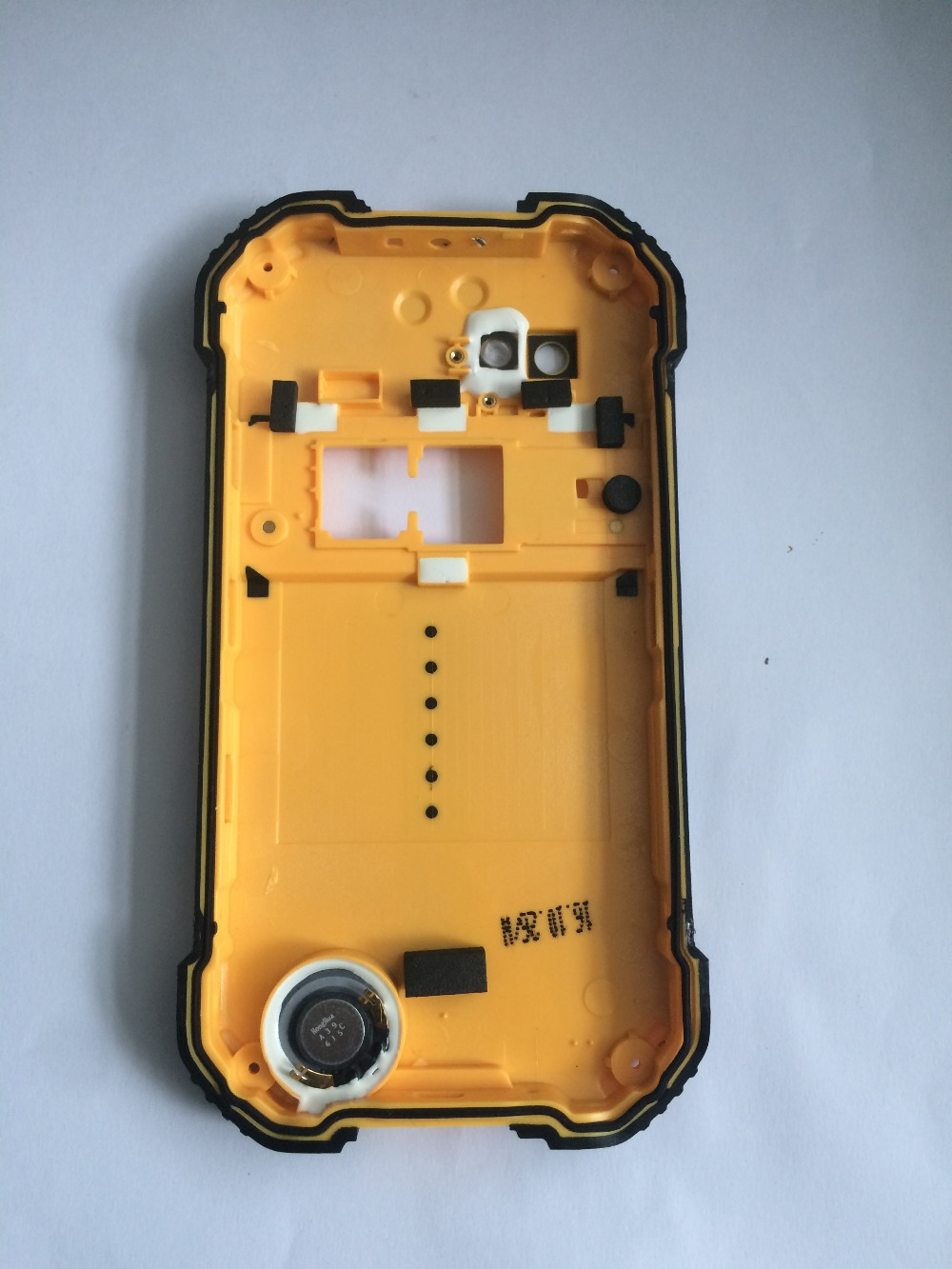 Image 2 - New Blackview BV6000 Battery Cover Back Shell+Loud Speaker For Blackview BV6000S Phone Free shipping+tracking number-in Mobile Phone Housings & Frames from Cellphones & Telecommunications on