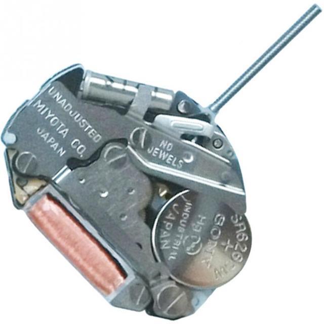 Nova Alta Qualidade 2035 Movimento do Relógio de Quartzo Bateria Excluídos Calibre Substituir Ferramenta de Reparos