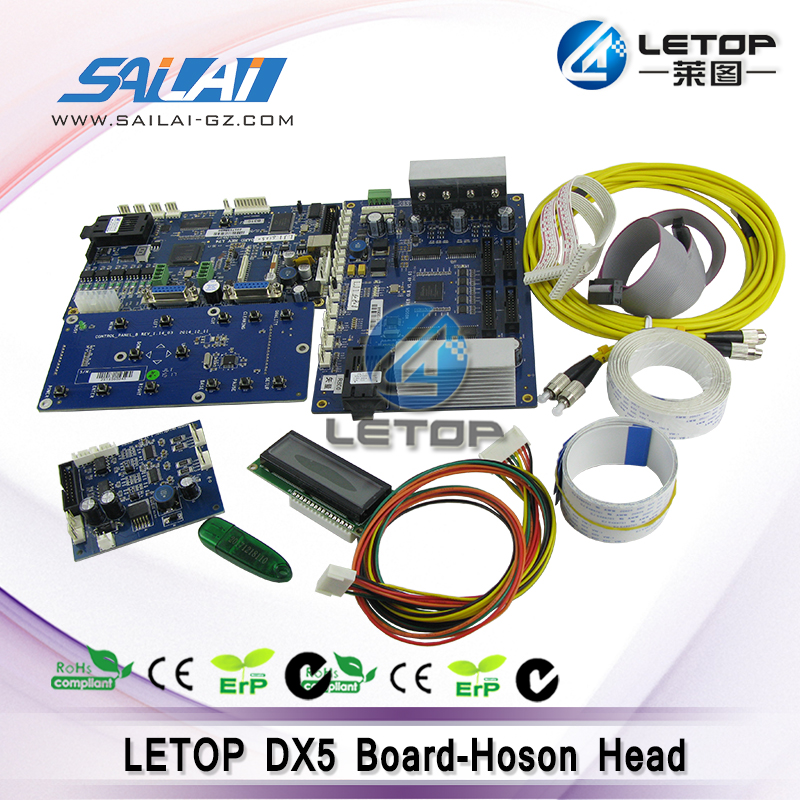 hoson dx5 double universal controller board for eco solvent inkjet printer все цены