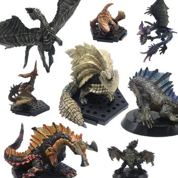 Monster Hunter Generations Ultimate World Game PVC Models Dragon Action Figure Decoration Toy Christmas Gift Model Collection