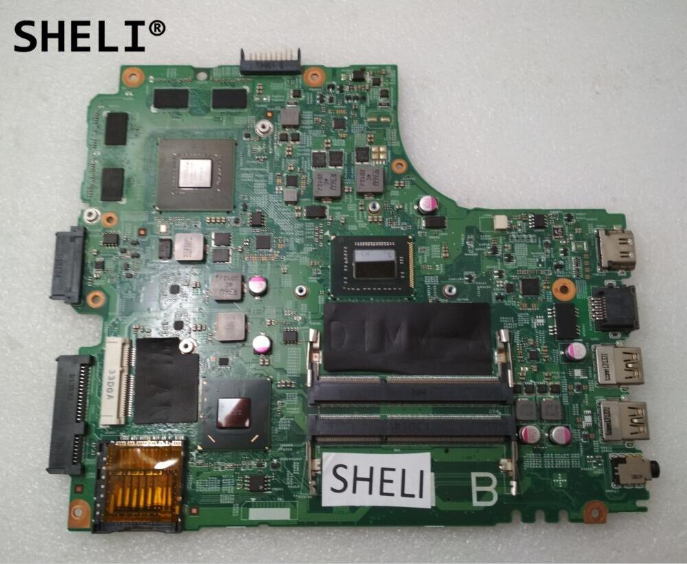 SHELI For Dell 2421 3421 5421 Motherboard I3-2375U DNE40-CR CN-0R20C0 0R20C0 R20C0