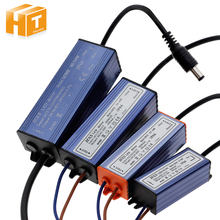 LED Driver IP66 Waterproof 6W 10W 20W 28W 42W 54W LightingTransformers AC85V-265V Power Supply